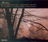 BRAHMS - Florestan Trio - Trio pour piano, violoncelle, clarinette ou al