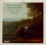 STAMITZ - Helbich - Missa solemnis