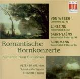 Romantische Hornkonzerte
