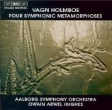 HOLMBOE - Hughes - Epitaph, métamorphose symphonique op.68