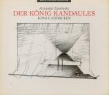 ZEMLINSKY - Albrecht - Der König Kandaules
