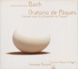BACH - Parrott - Oratorio de pâques(Oster-Oratorium), pour solistes, ch