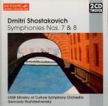 CHOSTAKOVITCH - Rozhdestvensky - Symphonie n°7 op.60 'Leningrad'
