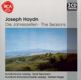 HAYDN - Kegel - Die Jahreszeiten (Les saisons), oratorio pour solistes