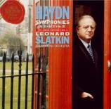 HAYDN - Slatkin - Symphonie n°95 en si bémol majeur Hob.I:95