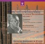 Vladimir Golschmann Vol.1
