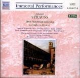 STRAUSS - Steiner - Eine Nacht in Venedig (Une nuit à Venise), opérette