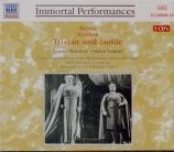 WAGNER - Leinsdorf - Tristan und Isolde (Tristan et Isolde) WWV.90