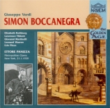 VERDI - Panizza - Simon Boccanegra