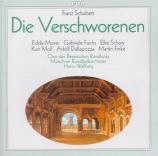 SCHUBERT - Wallberg - Die Verschworenen (Les conjurés), singspiel pour s