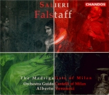 SALIERI - Veronesi - Falstaff