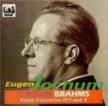 BRAHMS - Jochum - Concerto pour piano n°1 op.15