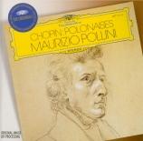 CHOPIN - Pollini - Polonaise pour piano en fa dièse mineur op.44