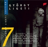 Chamber Music : Ligeti Edition Vol.7