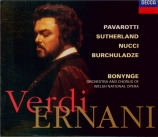 VERDI - Bonynge - Ernani, opéra en quatre actes