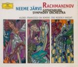 RACHMANINOV - Järvi - Aleko, opéra en un acte (1892)