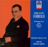 FERROUD - Krivine - Symphonie