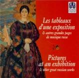 Les tableaux d'une exposition (et autres grandes pages de musique russe)