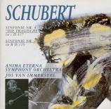 SCHUBERT - Immerseel - Symphonie n°4 en do mineur D.417 'Tragique'
