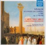 VIVALDI - Hogwood - Sonate pour deux violons et b.c. en mi bémol majeur