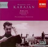 SIBELIUS - Karajan - Symphonie n°6 op.104