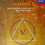 MAHLER - Chailly - Symphonie n°5
