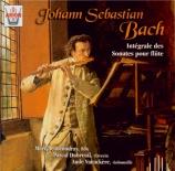 Intégrale des sonates pour flûte