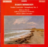 BORRESEN - Hirsch - Concerto pour violon n°1 op.11