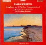 BORRESEN - Hughes - Symphonie n°2 op.7 'The sea'