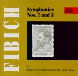 FIBICH - Sejna - Symphonie n°2 op.38
