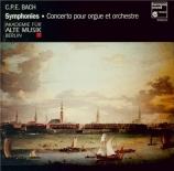 BACH - Akademie für al - Sinfonia pour douze instruments obligés en fa m