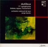 DUTILLEUX - Baudo - Symphonie n°1