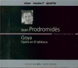 PRODROMIDES - Schnitzler - Goya