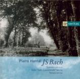 BACH - Hantai - Suite pour luth seul en mi mineur BWV.996