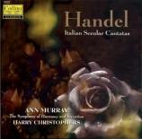 HAENDEL - Murray - Cantate 'Clori, mia bella Clori' HWV92