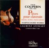 COUPERIN - Stewart - Suites de pièces de clavecin