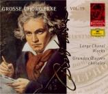 Vol.19 : Grosse Chorwerke
