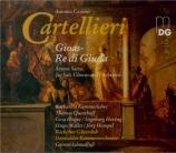 CARTELLIERI - Schmalfuss - Gioas, re di Giuda