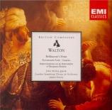 WALTON - Previn - Belshazzar's feast