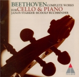 Complete works for cello and piano