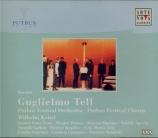 ROSSINI - Keitel - Guglielmo Tell