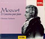 21 concertos pour piano