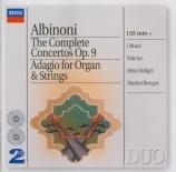 ALBINONI - I Musici - Douze concerti a cinque op.9