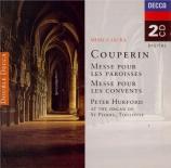 COUPERIN - Hurford - Messe propre pour les couvents de religieux et reli