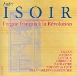 L'orgue français à la Révolution