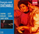 CHOPIN - Duchable - Scherzo pour piano n°1 en si mineur op.20