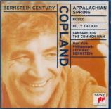 COPLAND - Bernstein - Appalachian spring