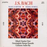 BACH - Eby - Messe en si mineur, pour solistes, chœur et orchestre BWV.2