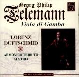 TELEMANN - Armonico Tribut - Concerto pour flûte à bec et viole de gambe