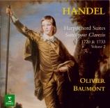 HAENDEL - Baumont - Suite pour clavier n°5 en mi majeur vol.1 n°5 HWV.43